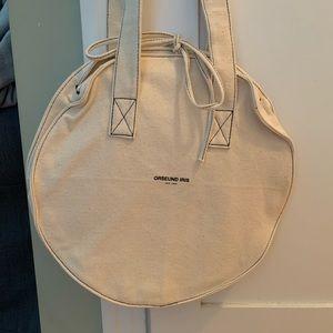 Handbags - Brand new Orseund Iris circle canvas bag